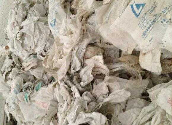 PP编织袋使用塑料造粒机进行再生li用